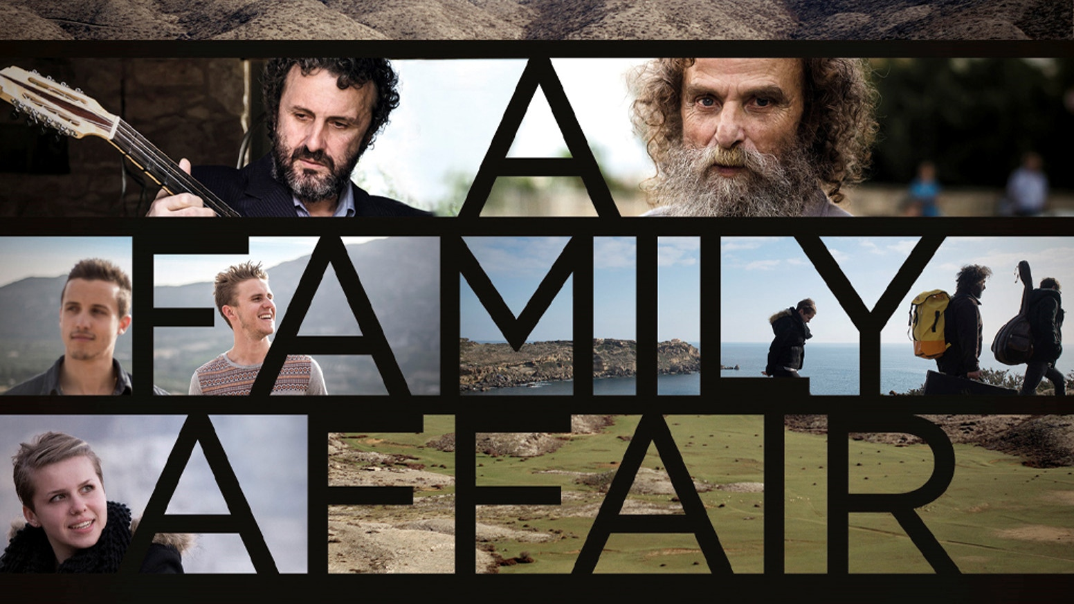 "Kreta: Filmdokumentation ""A Family Affair"" über die Musikerfamilie Xylouris"