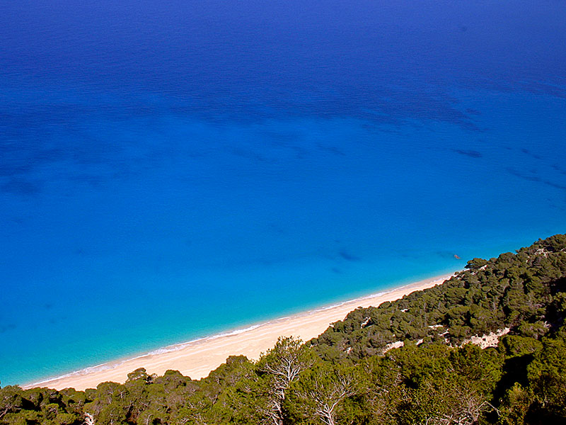 Reisevideo erster Teil: Insel Lefkada, Nikopolis, Golf von Actium, Galaxidi
