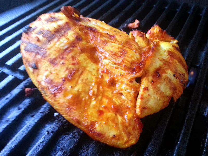 grill hähnchenfilets