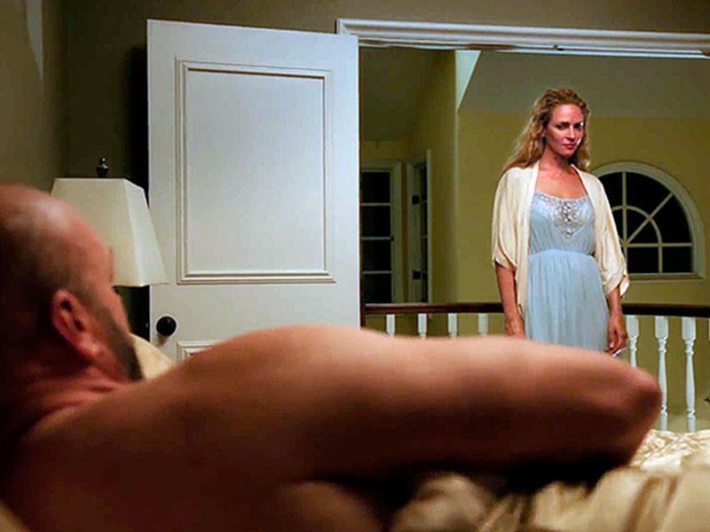"Uma Thurman als Göttin Hera im neuen Kurzfilm ""Mundane Goddess"""