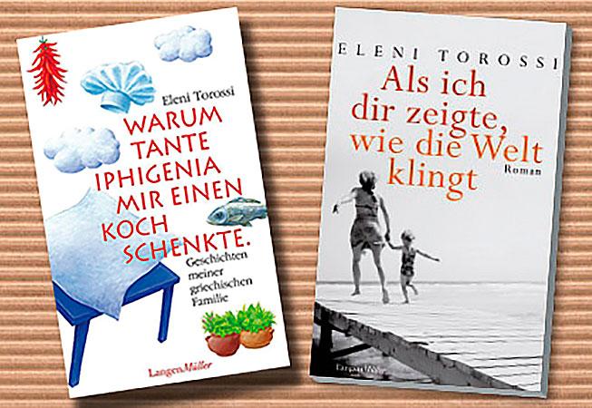 """Eleni Torossi: """"Ich bin eine begeisterte Athenerin und Münchnerin"""""""