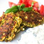 Vorspeisen-Klassiker für den Sommer: Türkische Zucchini-Puffer mit Feta – Kabak Mücveri