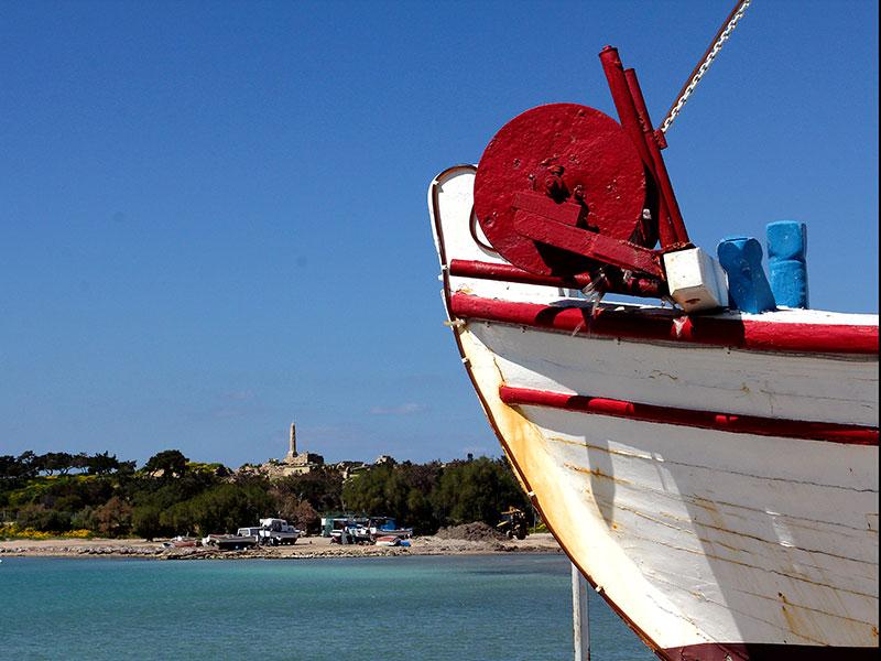 Traumwetter für Fotografen und Griechenlandfreunde.