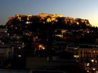 Plaka Hotel Athen Akropolis2 Nacht