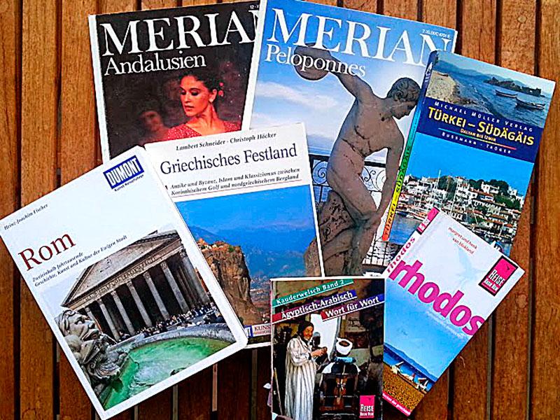 Reiseführer-Check: Unsere sechs besten Reisebegleiter
