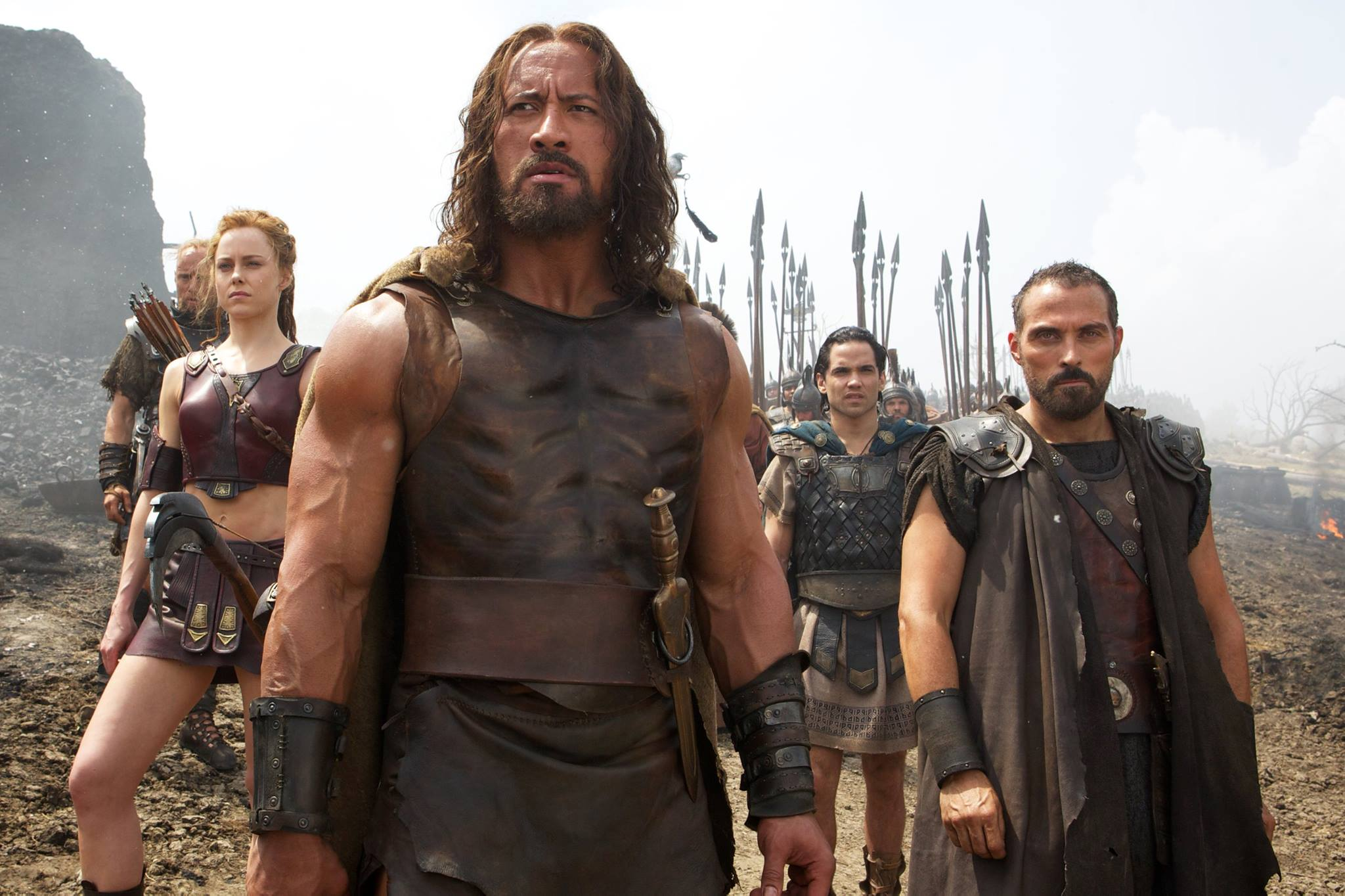 "Filmkritik: Sandalenfilm reloaded - ""Hercules"" Held mit Muskeln & Verstand"