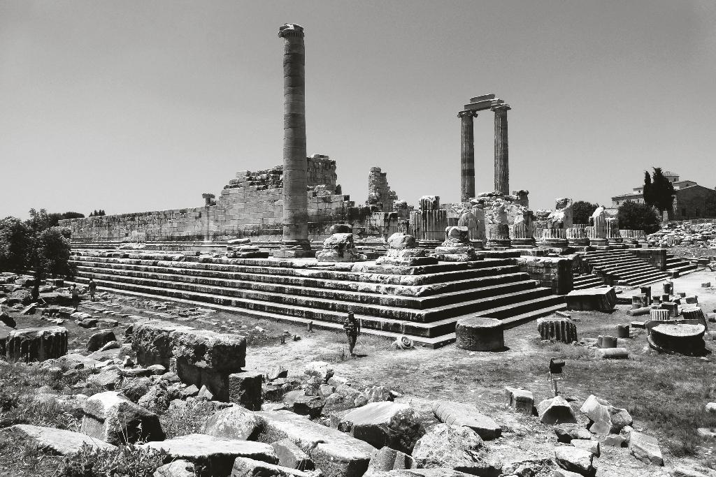 Türkei: Tempel von Dydima