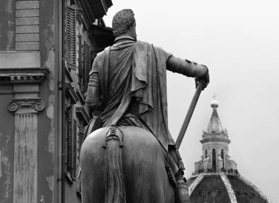 Italien: Der König von Florenz