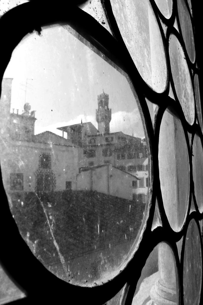 Italien: Florentiner Fenster