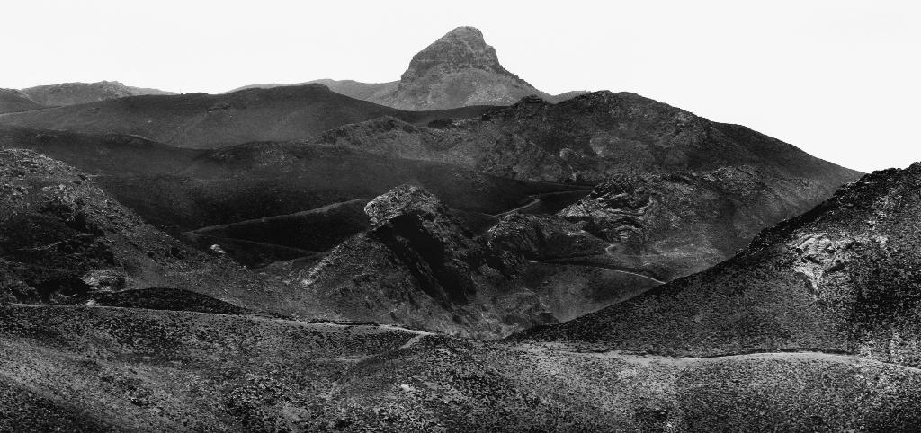 Griechenland: Einsame kretische Berglandschaft