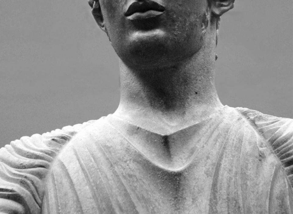 Griechenland: Der Wagenlenker von Delphi
