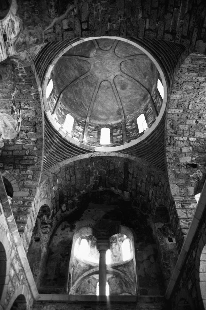 Griechenland: Klosterkirche in Mistra