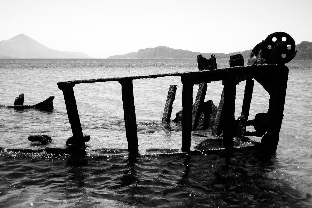 Griechenland: Schiffswrack