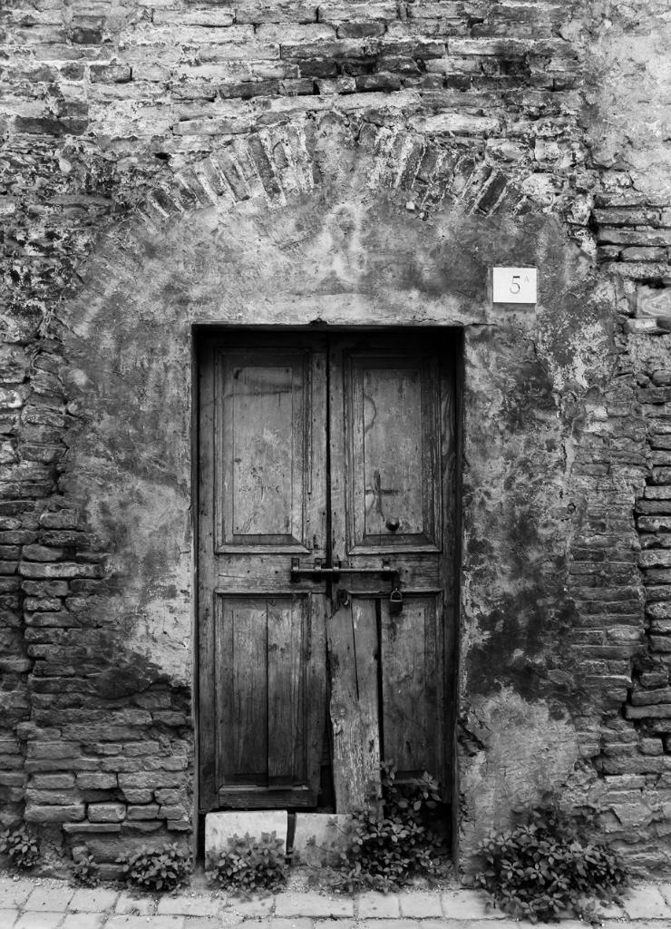 Italien: Der Eingang