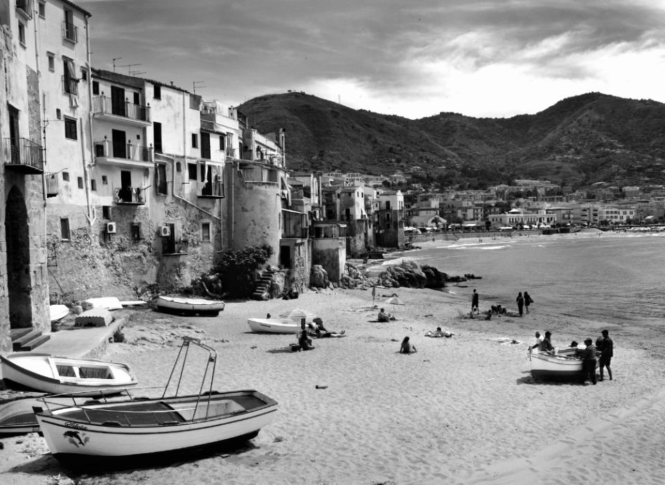 Sizilien: Cefalu