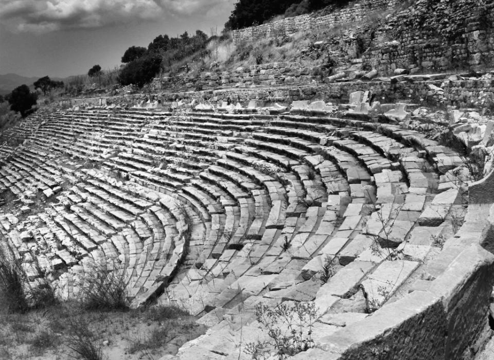 Türkei: Das antike Stadion von Magnesia