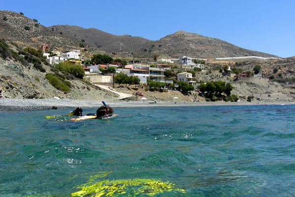 Schnorcheltrip zur Insel Trafos.