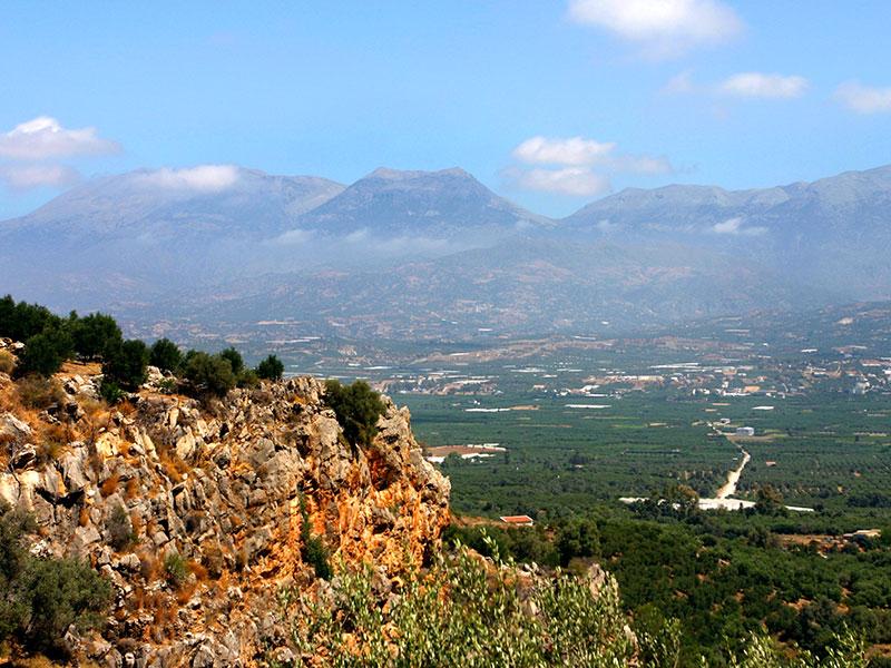 Kreta: Messara-Tiefebene und die einsame und raue Südküste (1)