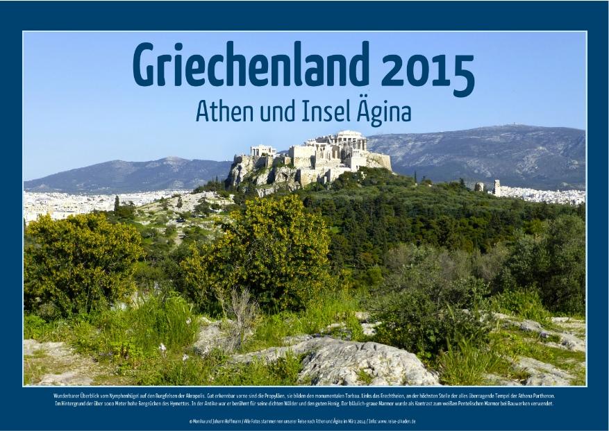 Pünktlich zum Fest: Unser Foto-Kalender für 2015 ist fertig!