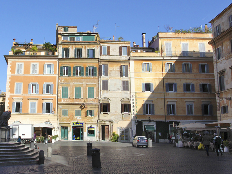 Italien: Städtereise Rom -Trastevere, das Dorf in der Stadt