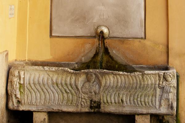 Alter Brunnen.