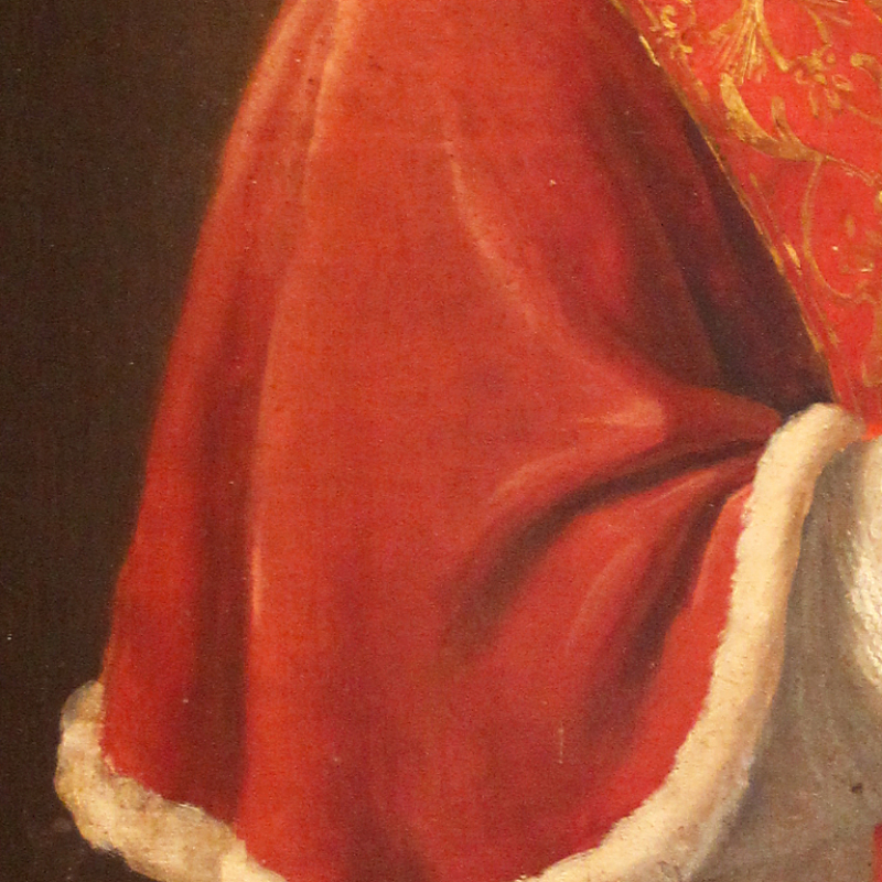 Kardinalsrobe.