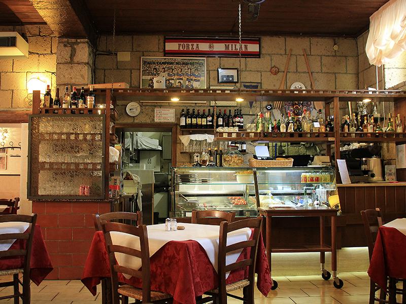 """Sovana: Maremma-Küche im Süden der Toskana: Trattoria """"La Tavernetta"""""""