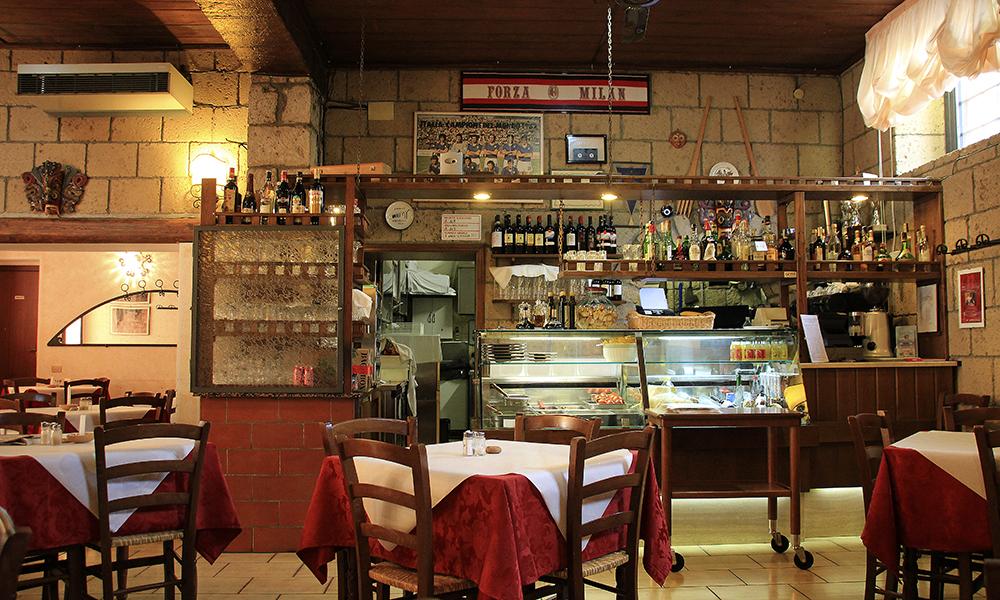 """Sovana: Trattoria """"La Tavernetta"""" – Traditionelle Küche der Maremma"""