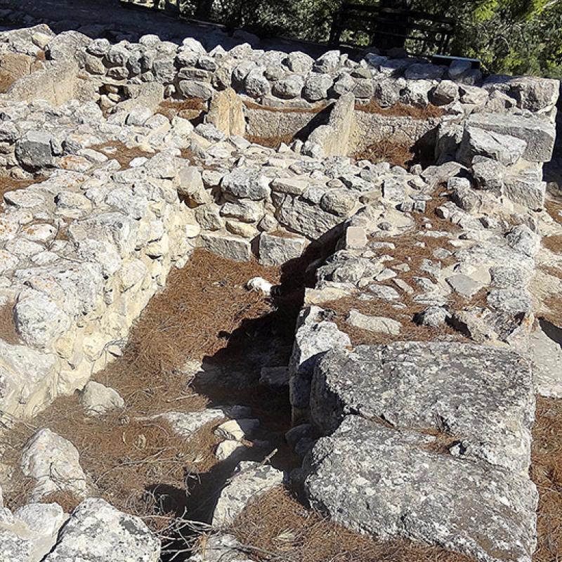 Die Fundstelle von oben. Foto: Olaf Tausch, Wikipedia