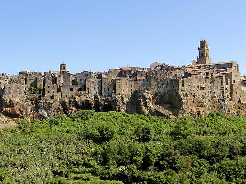Südliche Toskana: Die Maremma – Unser Ferienhaus in Manciano