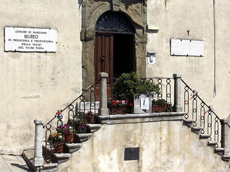 In der Festung ist die Gemeindeverwaltung und das Museum zu finden.