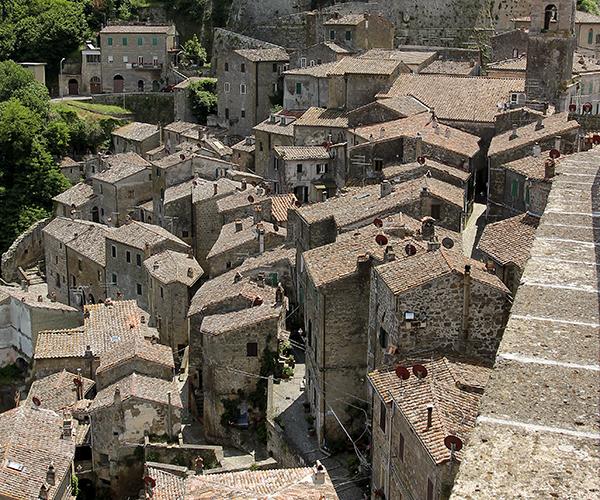 Rundlbick von der Aussichtsterrasse Masso Leopoldino.