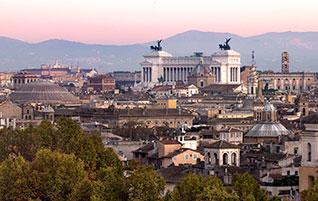 Städtereise Rom: Rundgang über das Marsfeld zu vier Highlights der Stadt