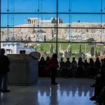 Neues Akropolis Museum Athen Griechenland