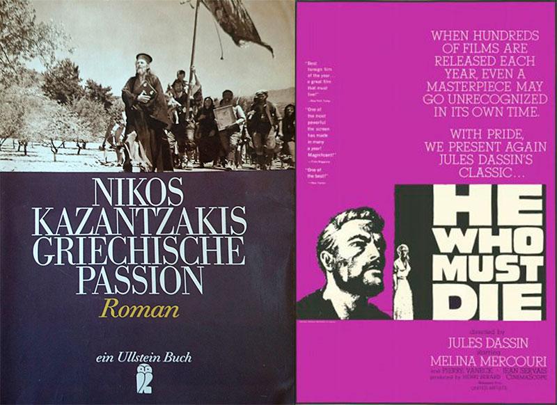 Nikos Kazantzakis' Griechische Passion - Zeitloses Meisterwerk der Hoffnung