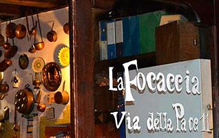 "Rom: Oase für preisbewusste - Pizzeria-Ristorante ""La Focaccia"""