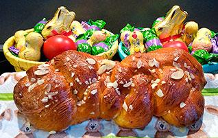 Mini-Osterzöpfe: Zum Verschenken oder einfach selber essen