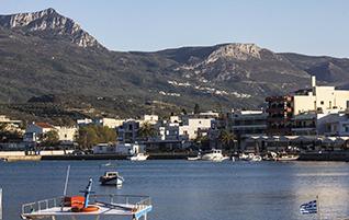 Kreta-Frühlings-Tagebuch (1): Das stille Hinterland der Hafenstadt Sitia