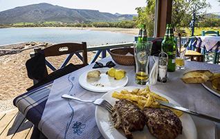 Kreta-Frühlings-Tagebuch (2): Roussolakos und der Chiona-Strand