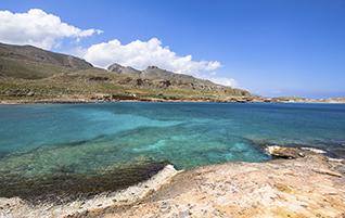 Kreta-Frühlingstagebuch (5): Xerokampos und seine Traumstrände
