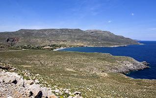 Kreta-Frühlingstagebuch (6): Kato Zakros – Ein minoischer Palast am Strand