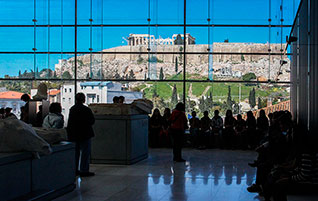 new acropolis museum athens