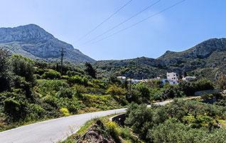 Kreta-Frühlingstagebuch (7): Landurlaub im Bergdorf Kato Drys bei Sitia in Ostkreta