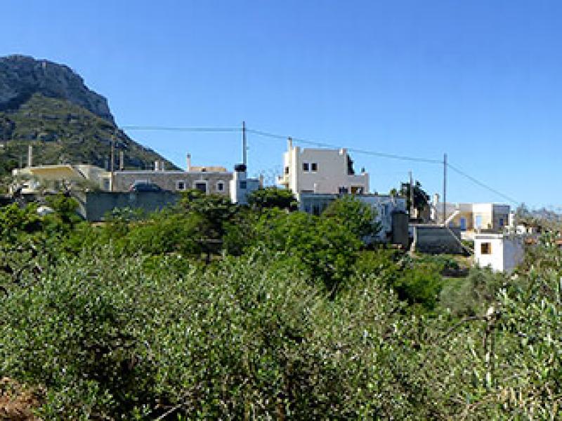 Panorama von Kato Drys.