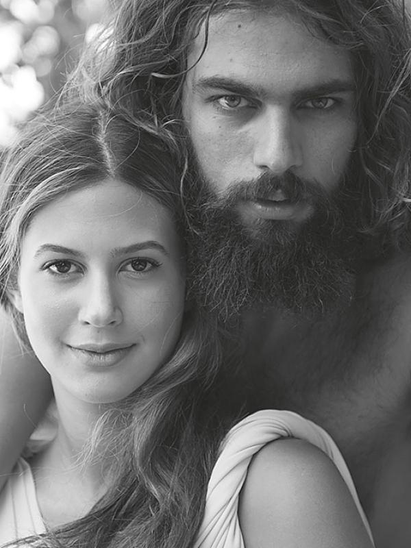 Lydia und Spyros.