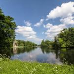 schlosspark nymphenburg münchen badenburgersee apollontempel monopteros