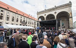 11. Griechisch-Bayerischer Kulturtag 2015: Schön griechisch unser München