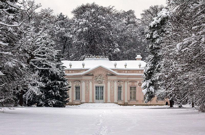 Gleicher Blickwinkel im Winter.