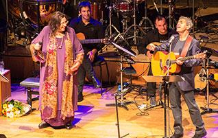 Maria Farantouri & George Dalaras 2015: Eindrücke vom Konzert in München