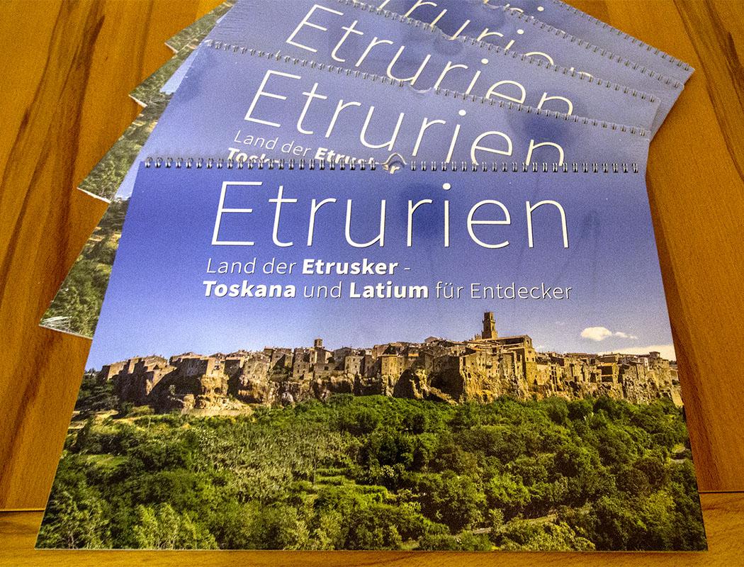Toskana-Kalender Fotokalender mit Calvendo Etrurien: Land der Etrusker etrusker fotokalender calvendo italien toskana latium reisezikaden